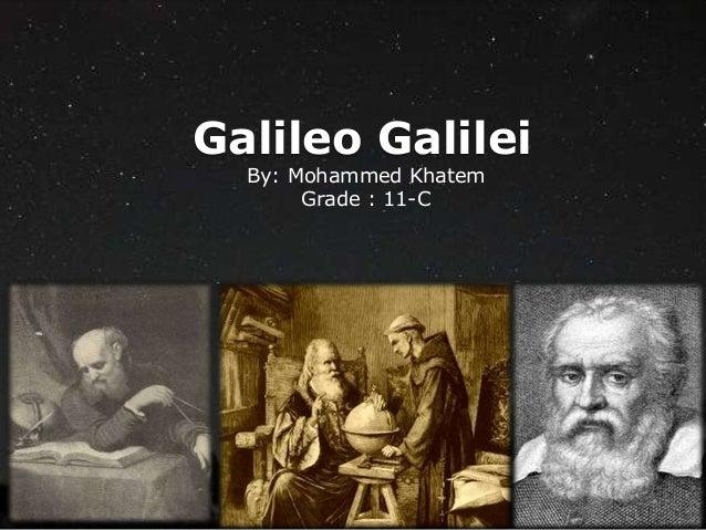 galileo galilei biography en espanol