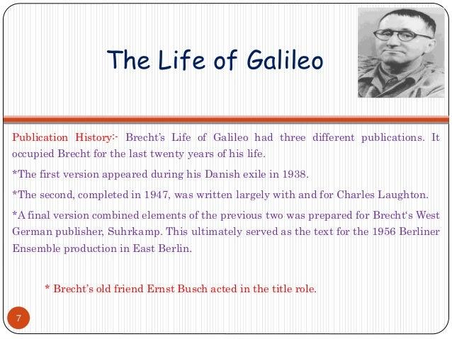 Galileo biography essay