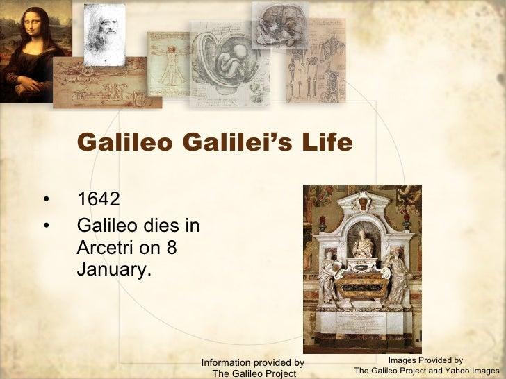 galileo research paper