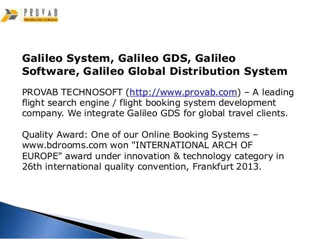 Gds global distribution system introduction