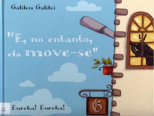 Galileu Galilei - Paula Cardoso de Almeida