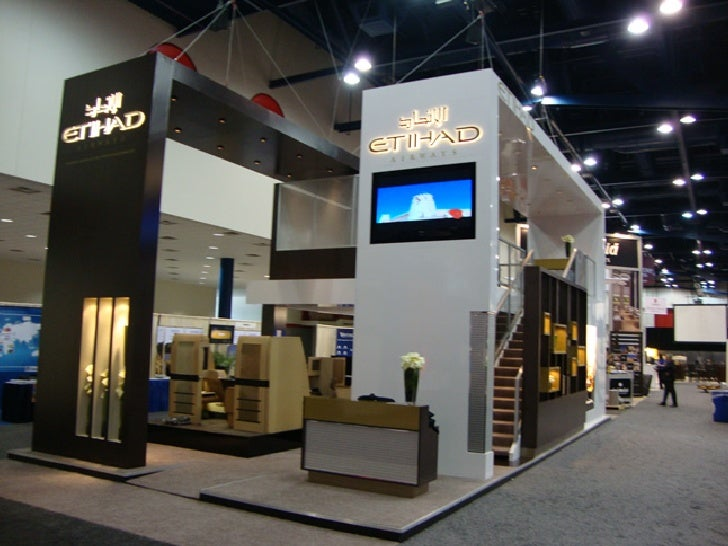 Custom Exhibition Stand Yet : Custom exhibit construction booth stands