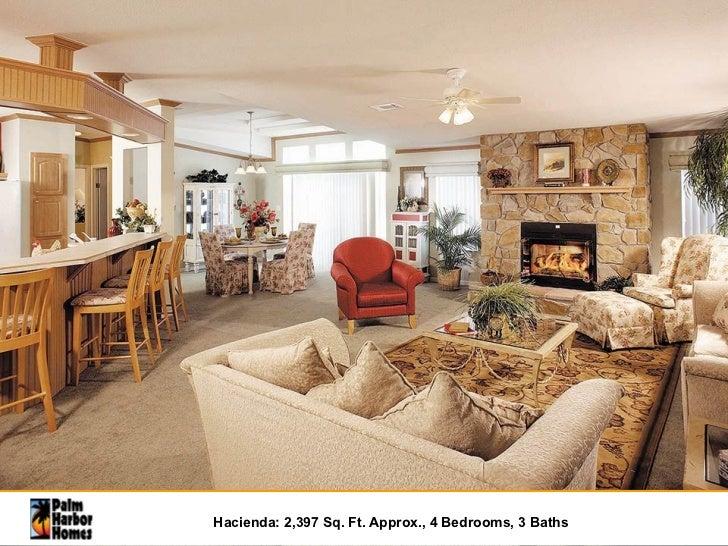 Hacienda: 2,397 Sq. Ft. Approx., 4 Bedrooms, 3 Baths ...