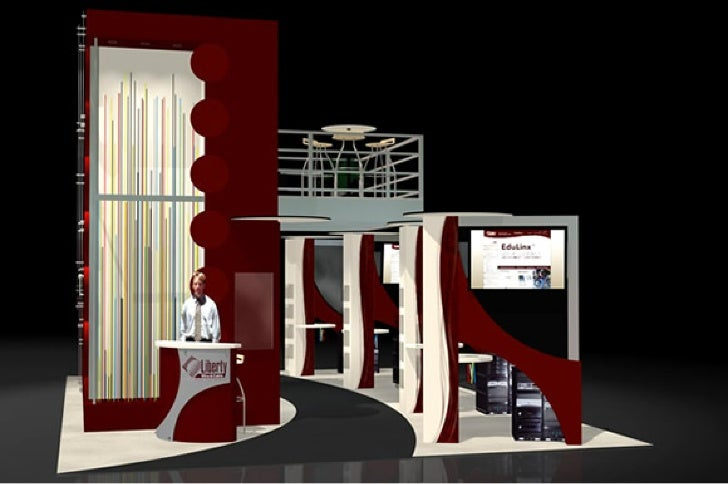 Exhibit Design, Trade Show Display Design Ideas, Trade Show Exhibit  Designers ...