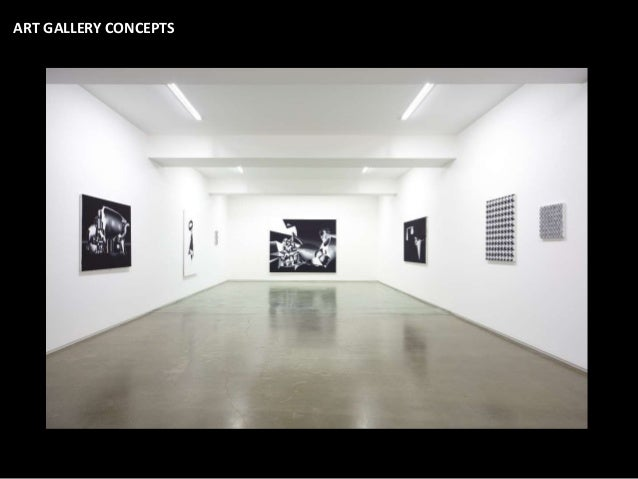 ART GALLERY CONCEPTS