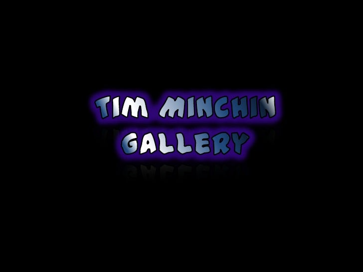 Tim Minchin<br />Gallery <br />