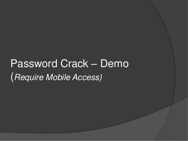 Gallery vault password Hack