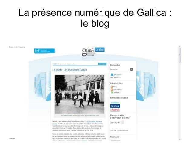 Gallica  Slide 2