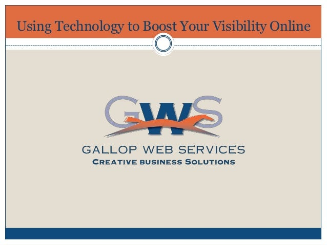 Using Technology to Boost Your Visibility Online