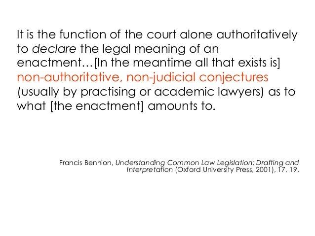 social legislation meaning