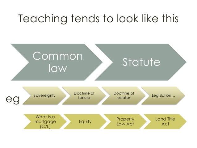 Understanding Statutory Law Essay Sample