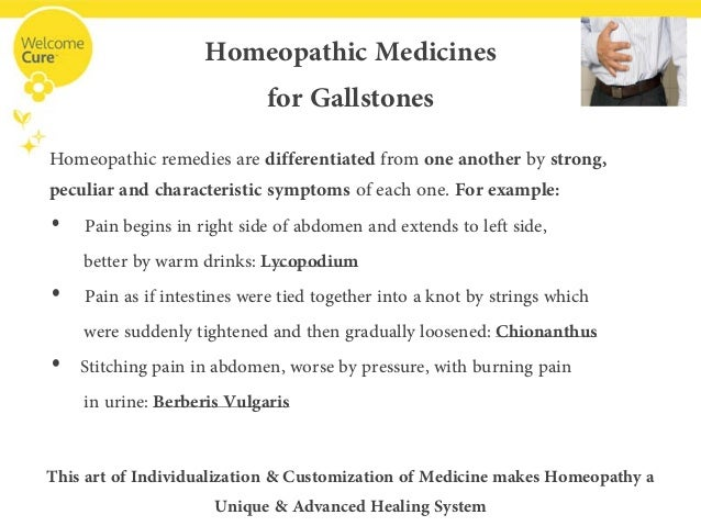gallstones- the ailment and its alleviation with homeopathy., Human Body