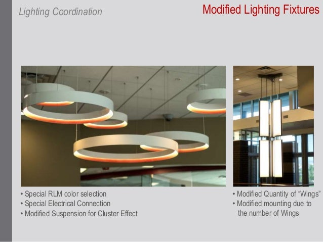 ... Lighting Coordination; 11. Modified Lighting Fixtures ...