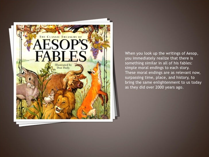 Aesop s Un Classic Fables in Spanish Present Tense Book  Spanish  Teacher s  Discovery