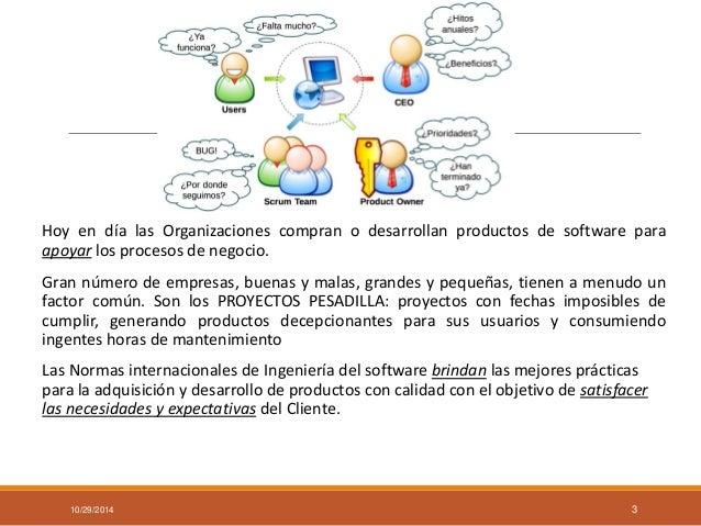 Administración de Proyectos en la Ingeniería de Software Slide 3