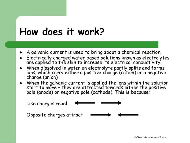 Does an electrolyte behave like a resistor essay