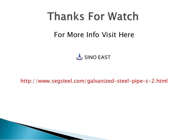 Galvanized Steel Pipe Manufacturing Industry Ensures Output at Cost Effective Rates