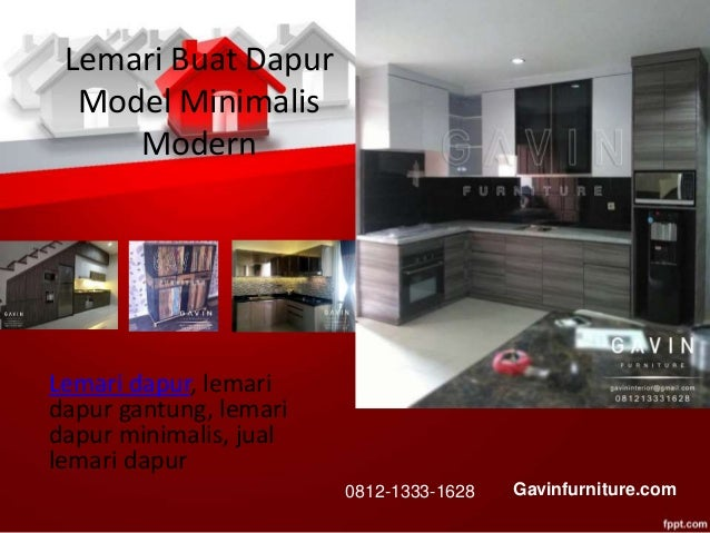 Kitchen Set Duco Putih Dengan Model Terbaru
