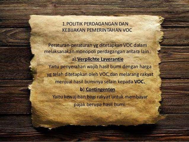 Gambaran umum perekonomian indonesia