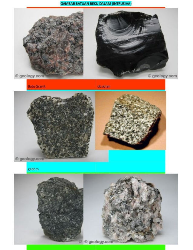 gambar batuan beku dalam 2 638 - Jenis Batuan Beku Dalam Dan Luar