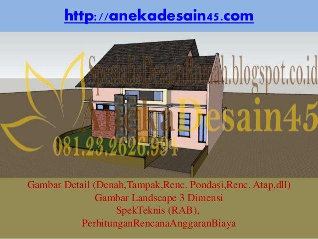 Gambar Desain Rumah 2016 Desain Rumah Minimalis Malang Desain Rumah