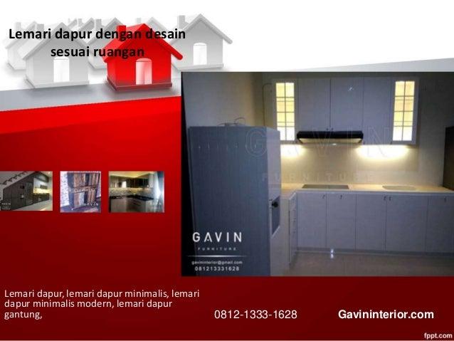 Gambar Kitchen Set Terbaru 2018 By Gavin 081213331628