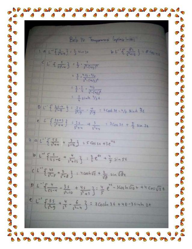 Matematika semester 3 bab 4