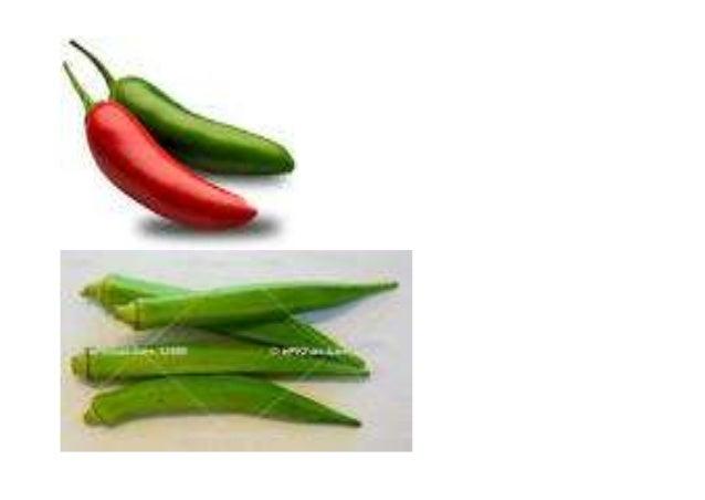 Gambar sayur