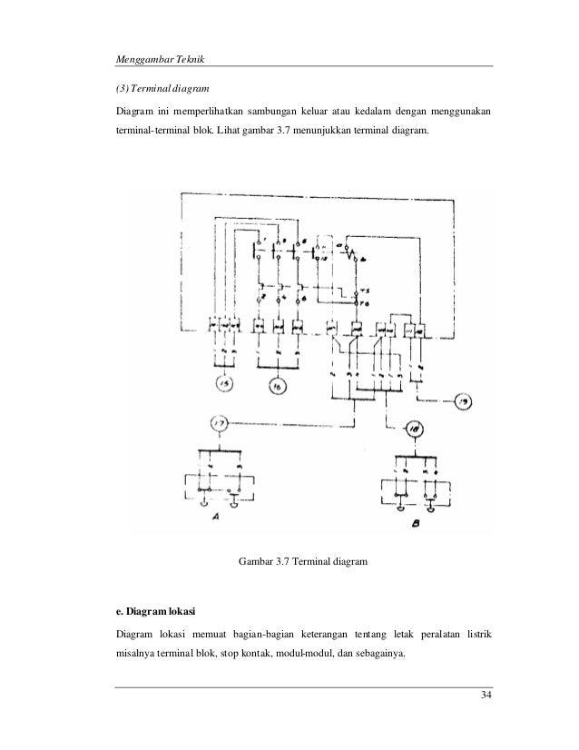 Gambar teknik elektro 36 diagram sambungan timbal balik 39 ccuart Images