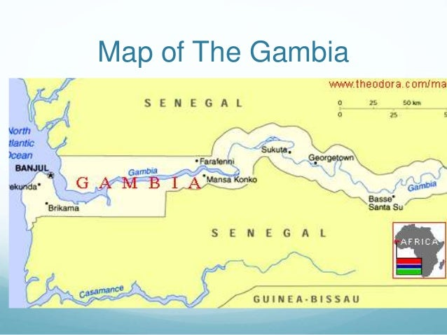 Gambia IXP Experience