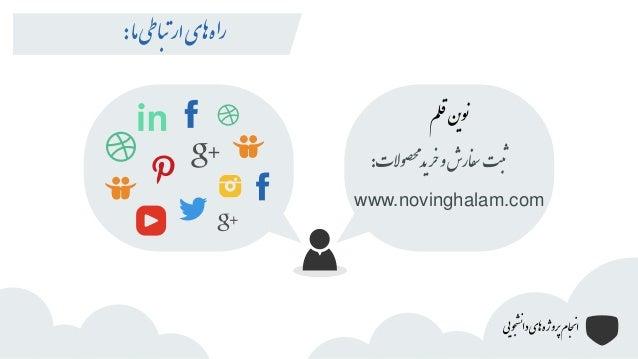 1 ملقنیون www.novinghalam.com مایطباتاراهیهار: والتصمح ریدخوفارشستثب...