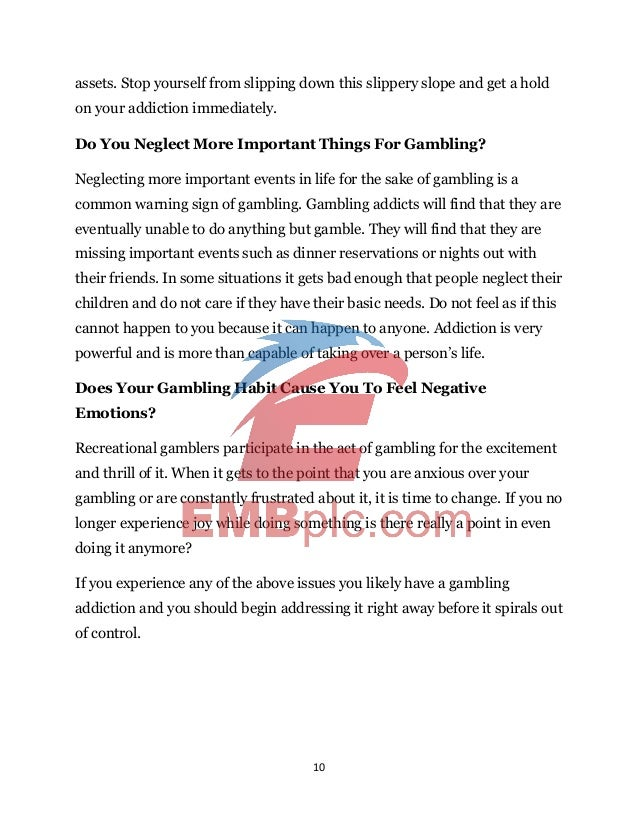 How to quit gambling without gamblers anonymous club world casinos ripoff