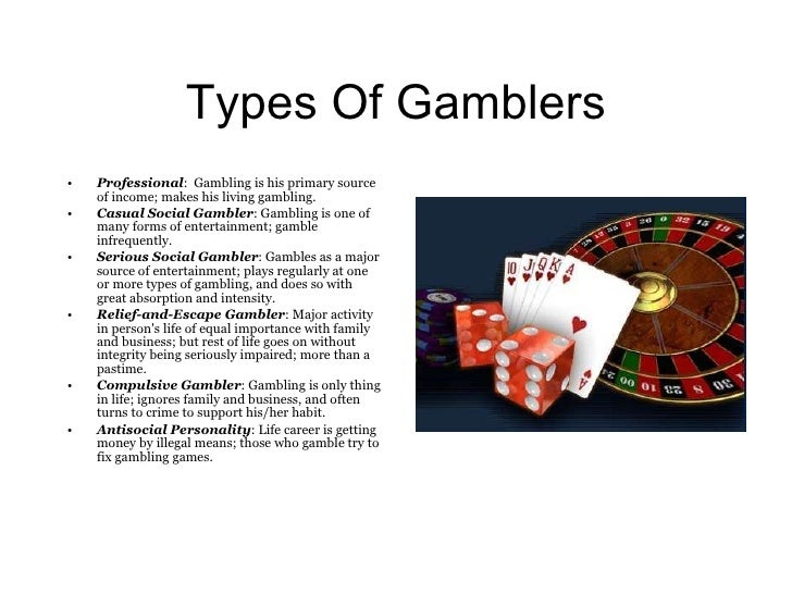 Types Of Casino