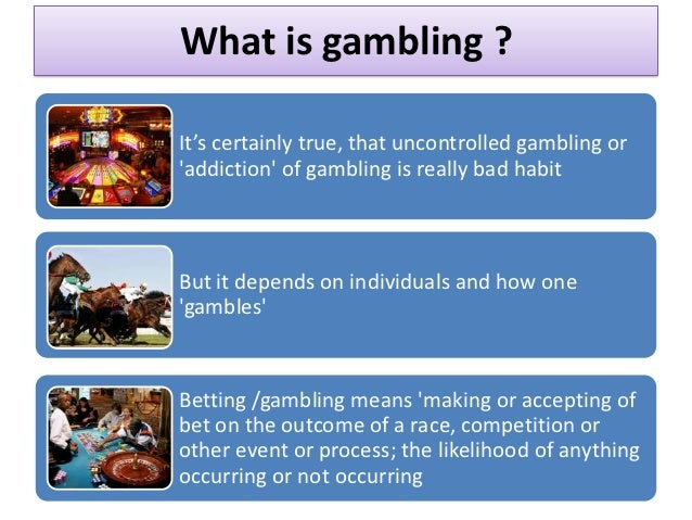 Gambling legalize not where are casino products made
