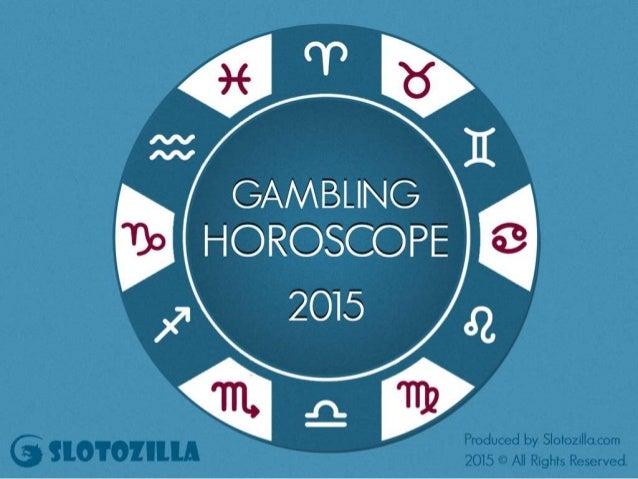 Gambling horoscope poker reel en ligne
