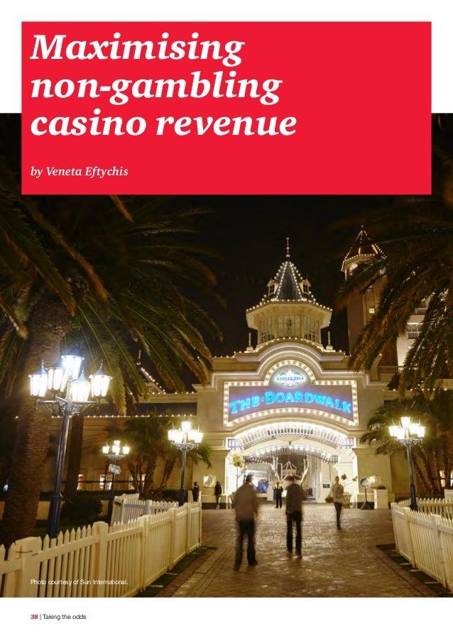 South african gambling tax