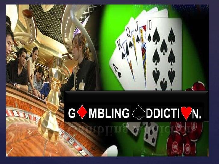 Gambling addiction informative speech - Sunset casino online