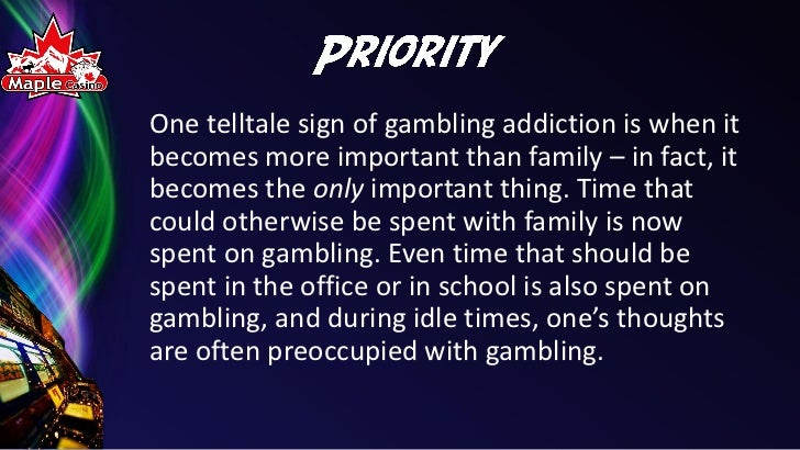 Gambling addiction fact casinos near dallas