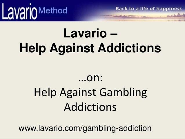 Gambling addiction help wolverhampton