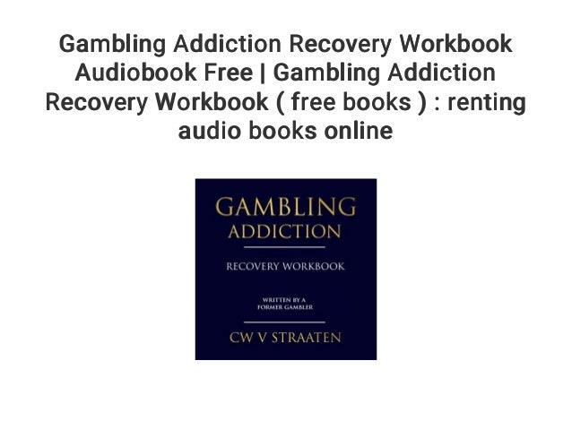 Books on gambling addiction recovery nj online gambling review