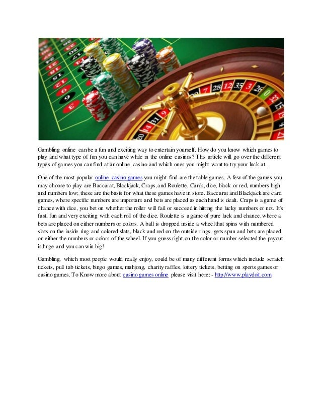Gambling online casino with play doit gambling online can solutioingenieria Images