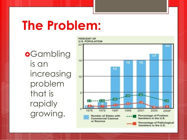 problem gambling 2 essay The increasing harm from advertising and promotion  senate inquiry into advertising and promotion of gambling services in sport and  on problem gambling.