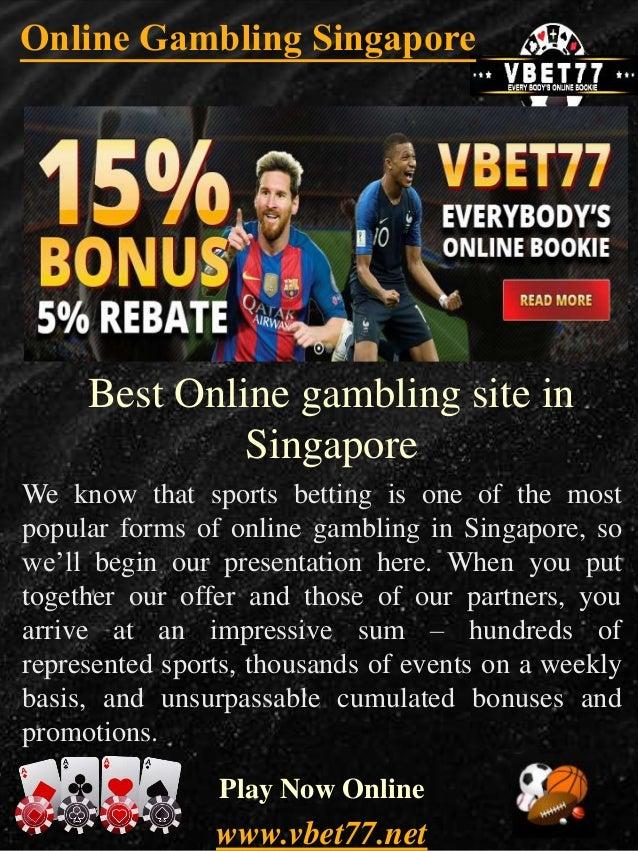 Singapore sports betting lithuania switzerland bettingadvice