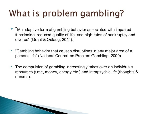 What is the cause of gambling addiction casino horseshoe in tunica