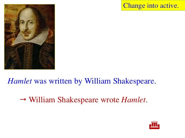 hamlets change and transformation in hamlet by william shakespeare In hamlet's dilemma by william shakespeare the author presents the dilemma of choosing the right solution - war or peace to forgive our enemy is as murderous as killing him.