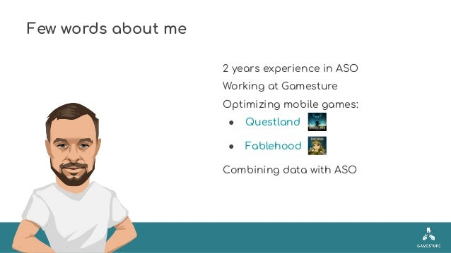 How to boost your ASO with data analytics? Slide 2