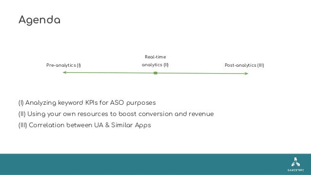 How to boost your ASO with data analytics? Slide 3