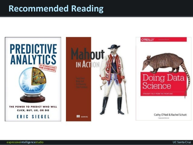 expressiveintelligencestudio UC Santa Cruz Recommended Reading