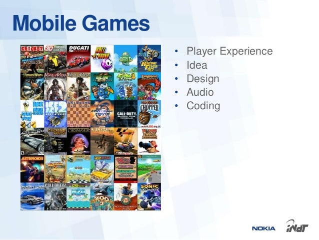 Game Development for Nokia Asha Devices with Java ME #1