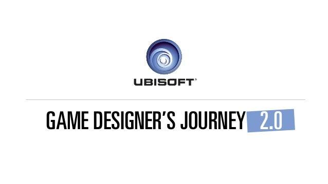 GAME DESIGNER'S JOURNEY 2.0